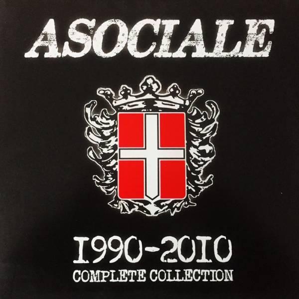 Asociale - Complete Collection, LP lim. 100 blau