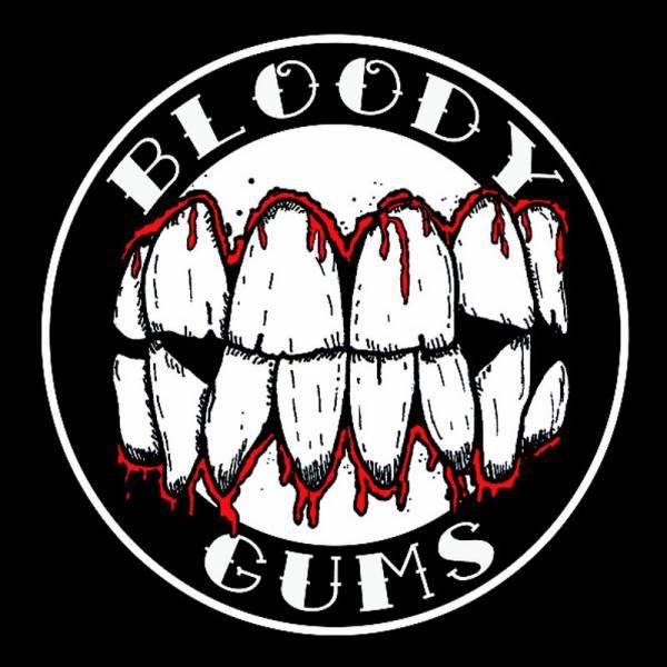 """Bloody Gums - Dto., 7"""" lim. 250 schwarz"""