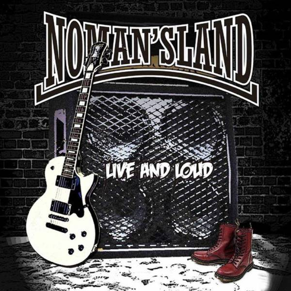 No Man's Land - Live and loud, CD