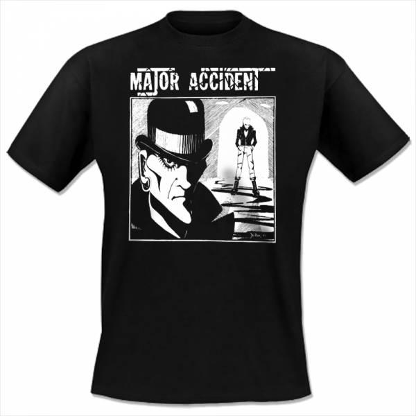 Major Accident - Massacred melodies, T-Shirt schwarz