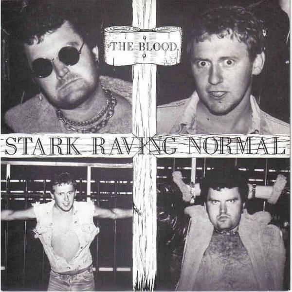 Blood, The - Stark Raving Normal, 7'' lim. verschiedene Farben