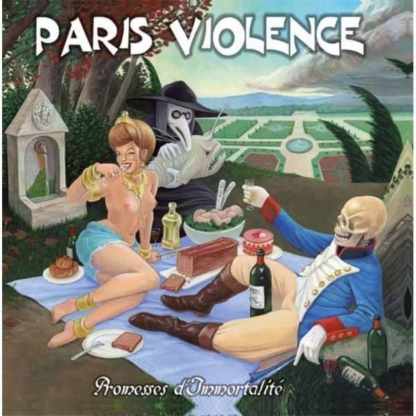 Paris Violence - Promesses D'Immortalité, DoLP lim. verschiedene Farben