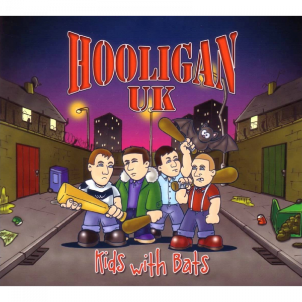 Hooligan UK - Kids with Bats, LP lim. verschiedene Farben