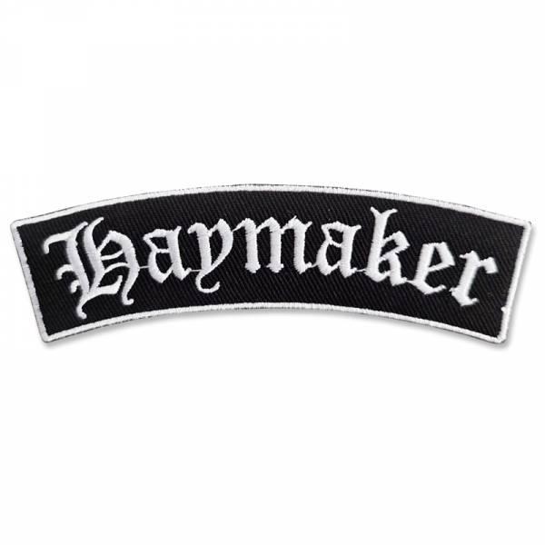 Haymaker - Shoulder, Aufnäher