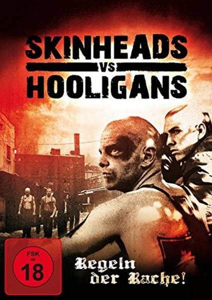 Skinheads vs. Hooligans, DVD