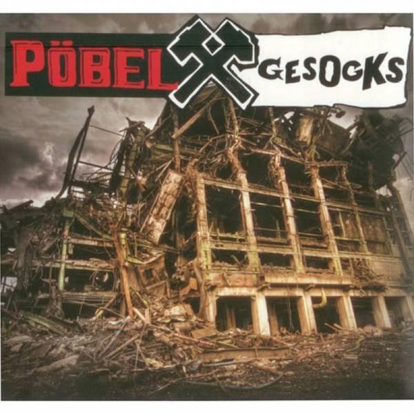 Pöbel & Gesocks - Becks Pistols, CD Digipack