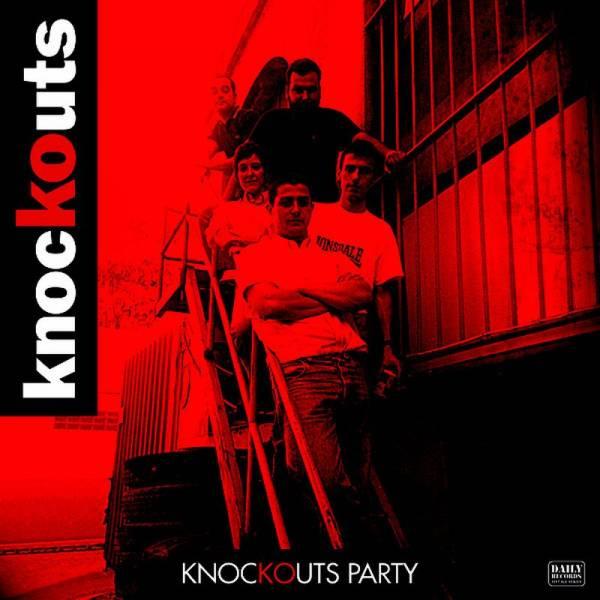 Knockouts - Knockouts Party, 12'' lim. verschiedene Farben BESCHÄDIGT
