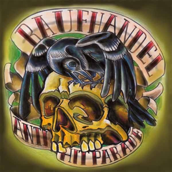 Raufhandel - Antihitparade, CD