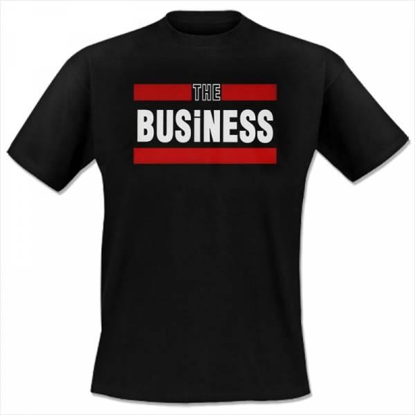 Business, The - Logo, T-Shirt schwarz