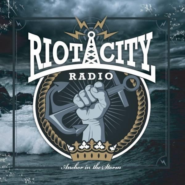 """Riot City Radio - Anchor in the storm, 12"""" lim. 500 verschiedene Farben"""