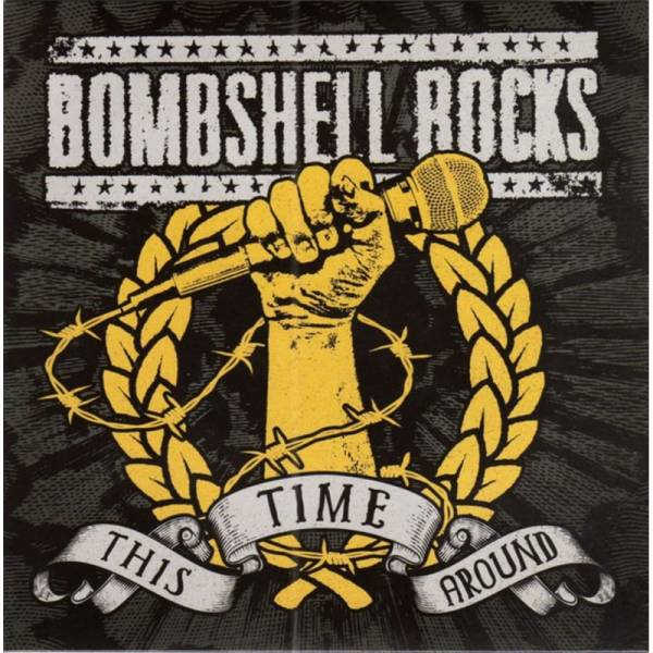 Bombshell Rocks - This Time Around, 7'' silber