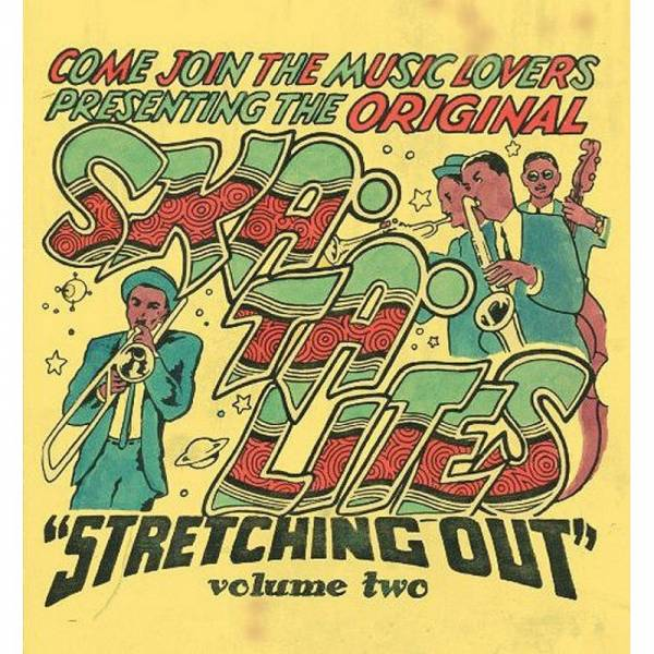 Skatalites - Stretching Out - Volume Two, LP