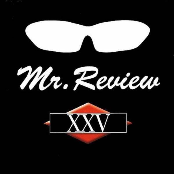 Mr. Review - XXV, LP verschiedene Farben