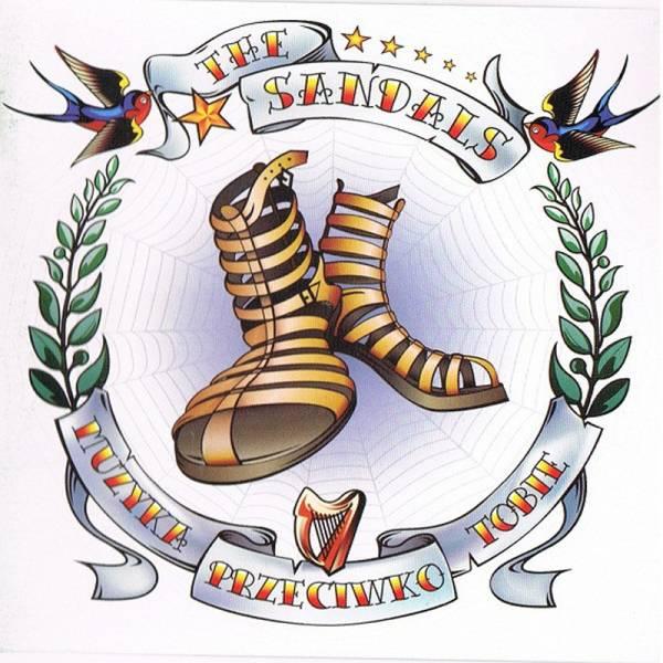 Sandals, The - Muzyka Przeciwko Tobie, CD