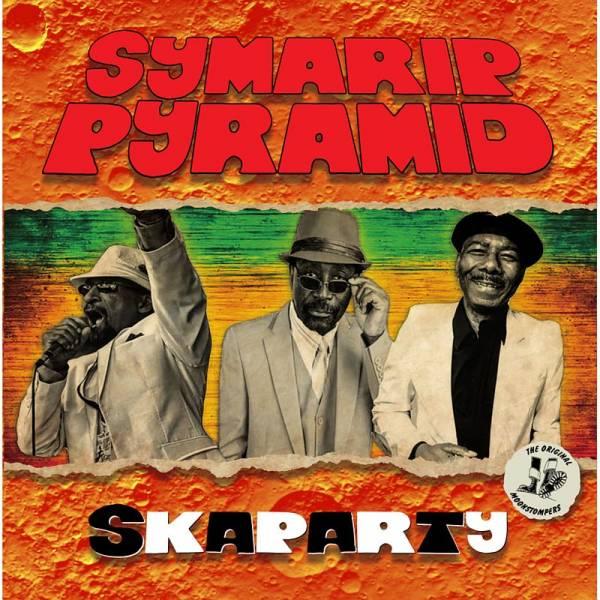 Symarip Pyramid - Ska Party, LP lim. verschiedene Farben