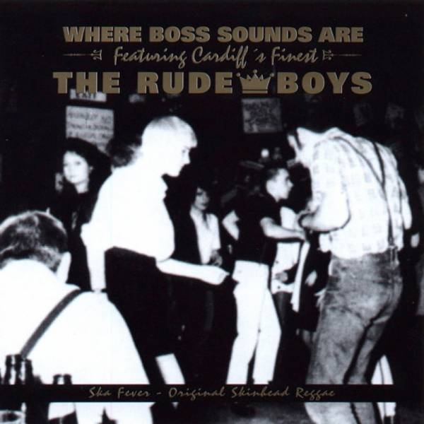 Rude Boys - Ska Fever, CD
