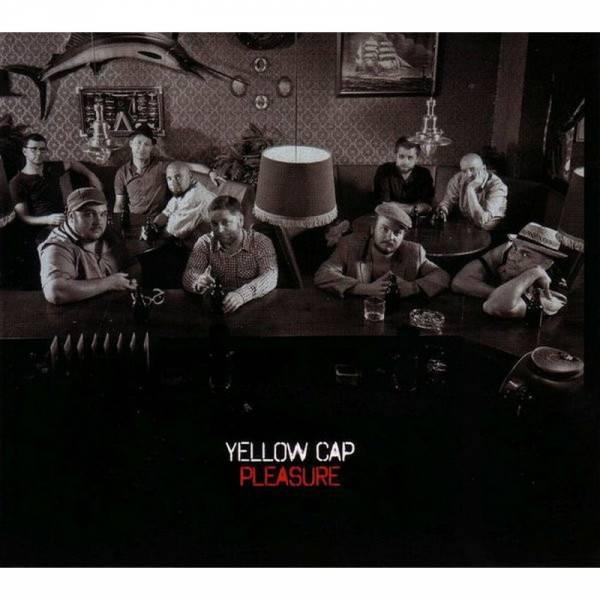 Yellow Cap - Pleasure, LP schwarz