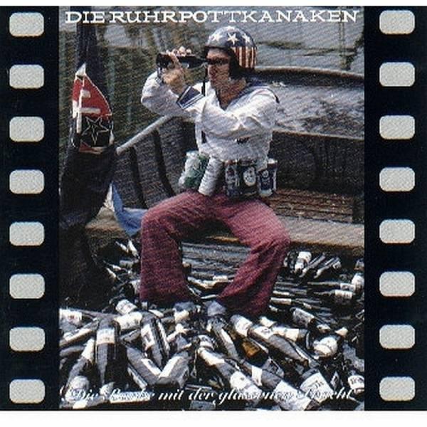 Ruhrpottkanaken - Die Barke mit der gläsernen Fracht, CD