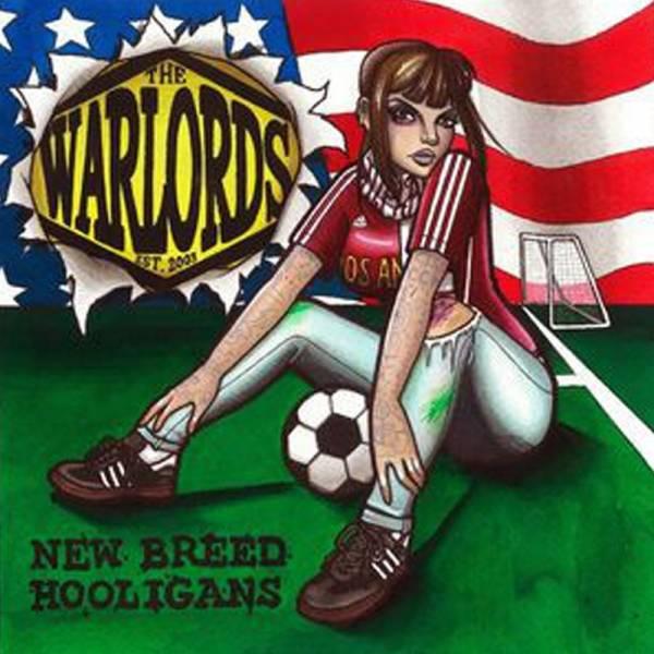 """Warlords, the – New breed hooligans, 7"""" lim. 300 verschiedene Farben"""