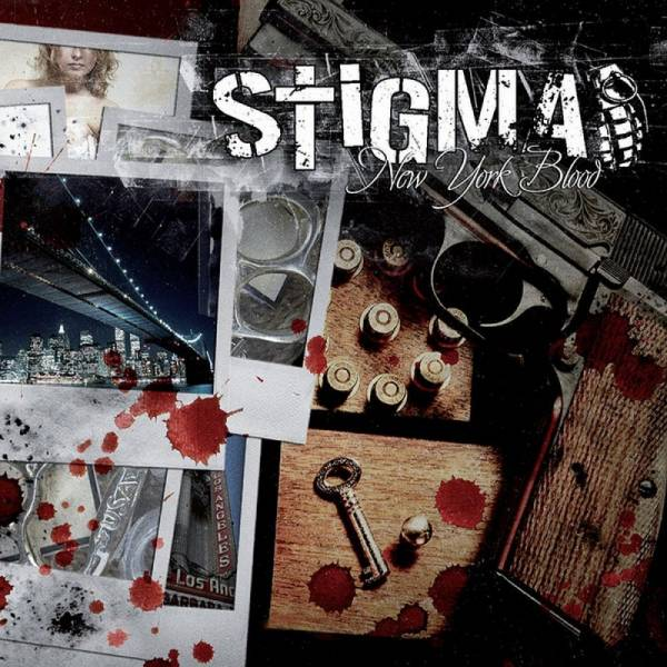 Stigma - New York Blood, CD