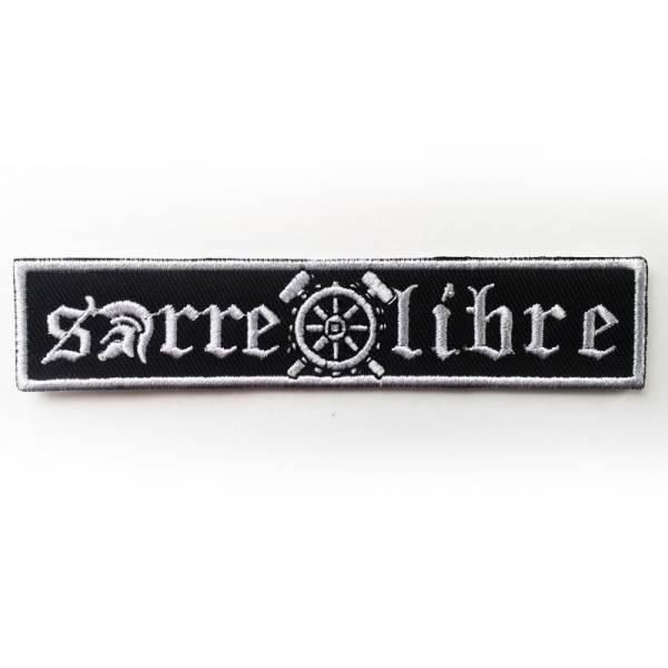 Sarre Libre - Logo, Aufnäher