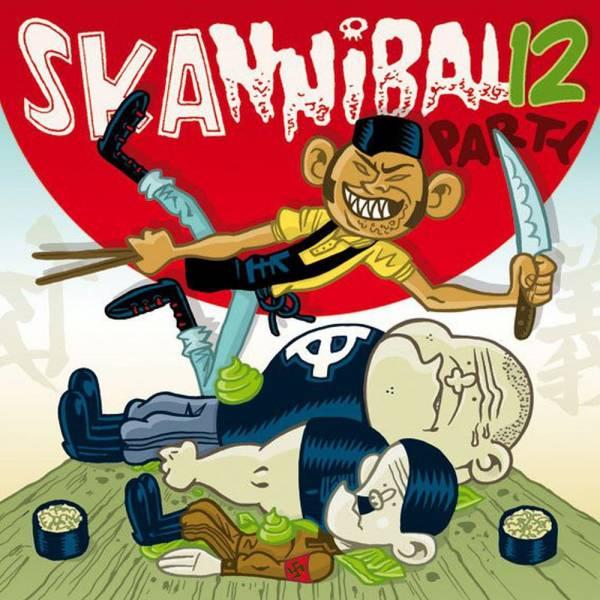 V/A Skannibal Party - Vol. 12, CD