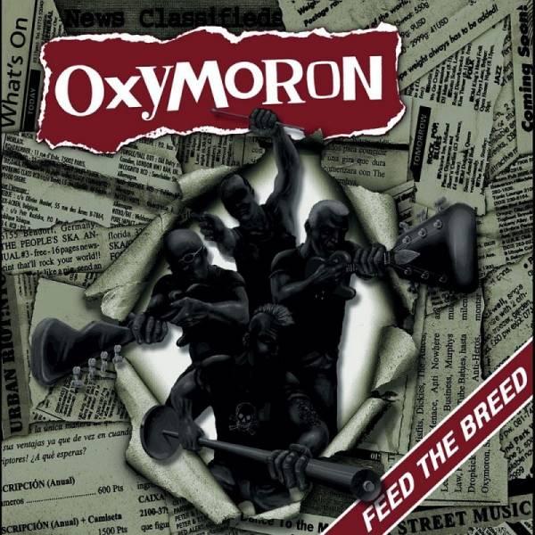 Oxymoron - Feed The Breed, CD