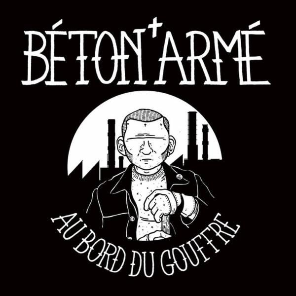 """Béton Armé - Au Bord Du Gouffre, 7"""" lim. 500 schwarz"""