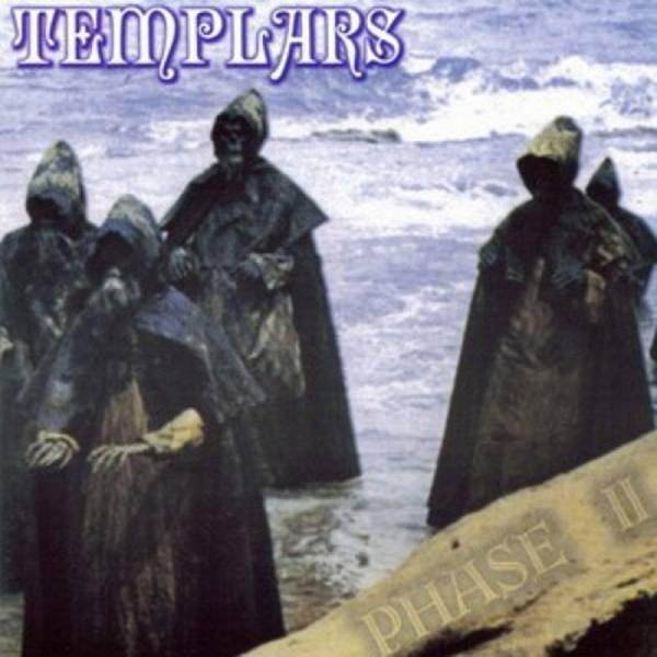 Templars - Phase II , CD