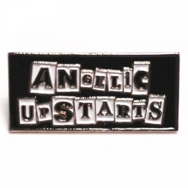 Angelic Upstarts - Logo, Pin