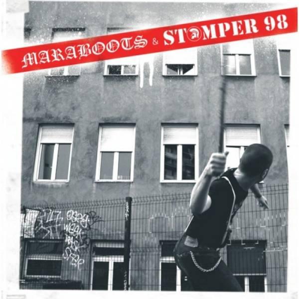 Maraboots / Stomper 98 - Dto., 7'' schwarz