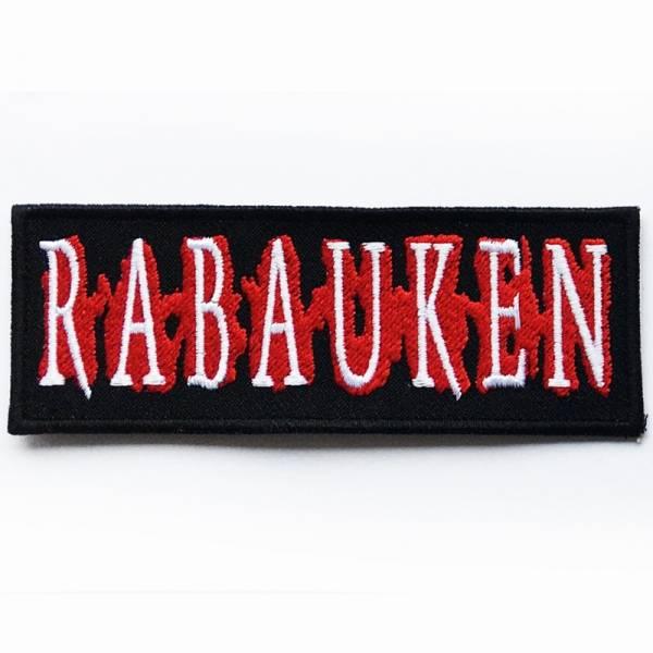 Rabauken - Logo, Aufnäher