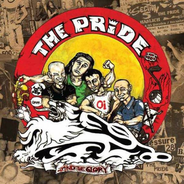Pride, The - ...and the glory, CD Digipack lim. 500