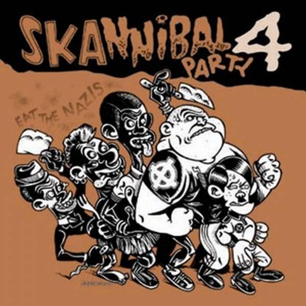 V/A Skannibal Party - Vol. 4, CD