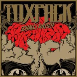 Toxpack - Schall & Rausch, CD DigiPack