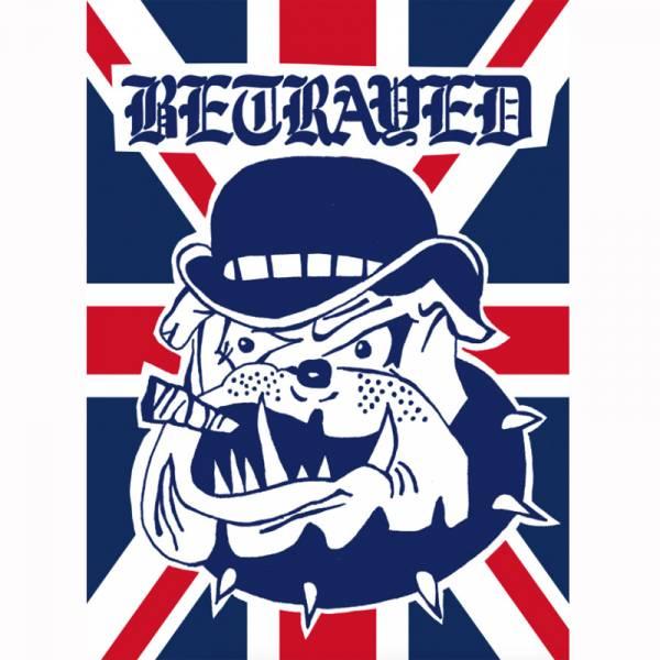 Betrayed - Forever England, Poster A2, gefaltet