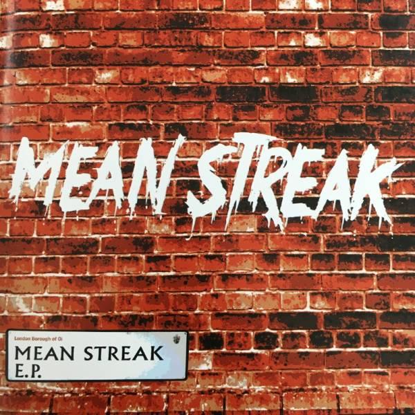 "Mean Streak - Mean Streak EP, 7"" schwarz lim. 400"