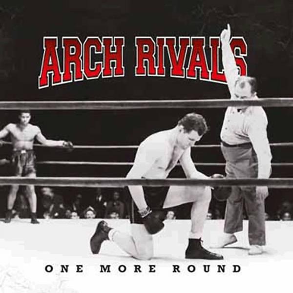 Arch Rivals - One more round, LP verschiedene Farben