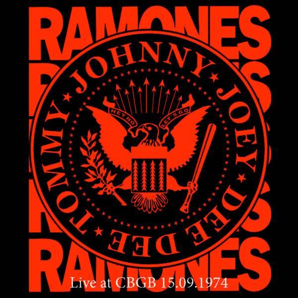 """Ramones - Live at the CBGBs 1974, 7"""" grün, lim. 300, nummeriert"""