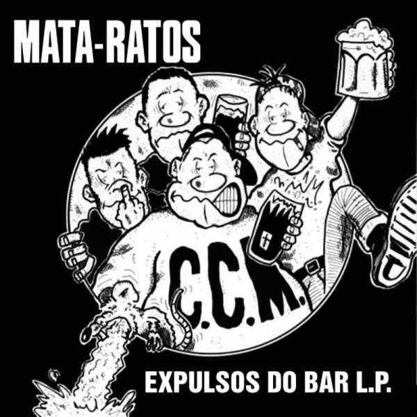 Mata Ratos - Expulsos Do Bar L.P., LP lim. 100 rot