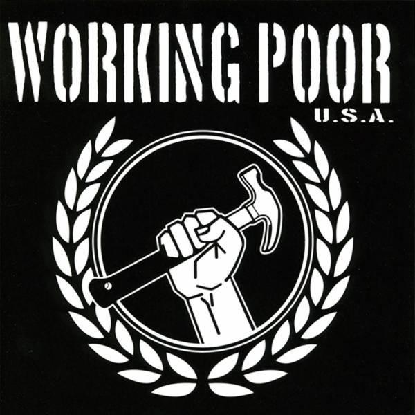 Working Poor - Working poor U.S.A., 7'' lim. 500 verschiedene Farben