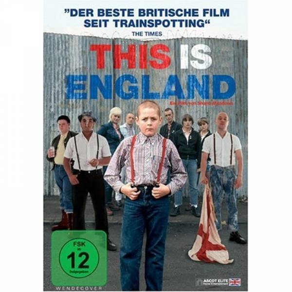 This is England (Standard Version), DVD