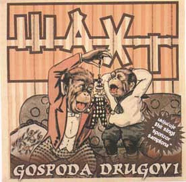 Шахт (Šaht) - Gospoda Drugovi, CD