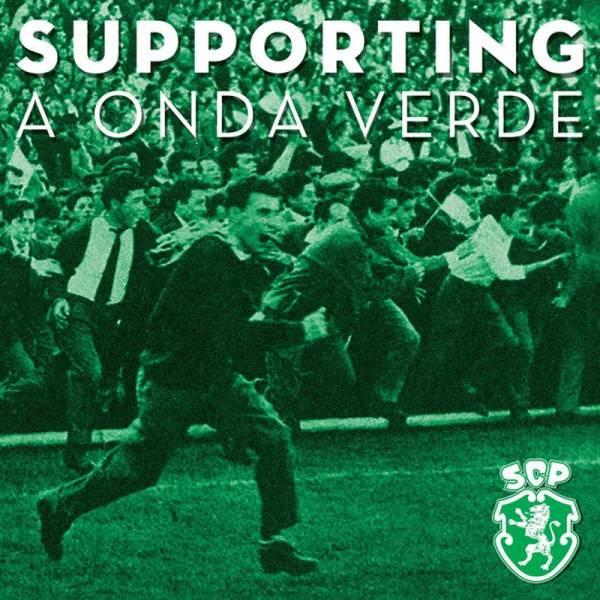 Supporting – A Onda Verde, CD Kartonstecktasche