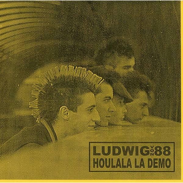 Ludwig von 88 - Houlala La Demo, LP schwarz