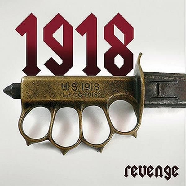1918 - Revenge, 7'' lim. verschiedene Farben