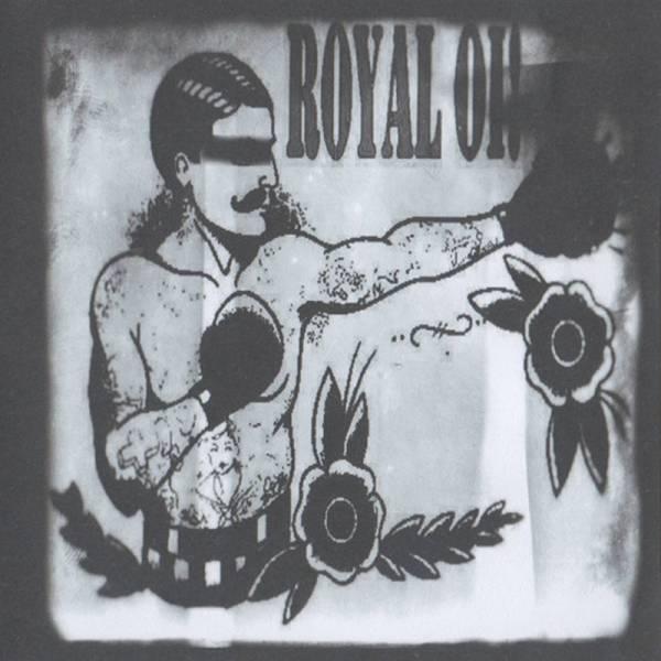 Royal Oi! - Skinhead Rock 'n' Roll, CD-R Demo lim. 200