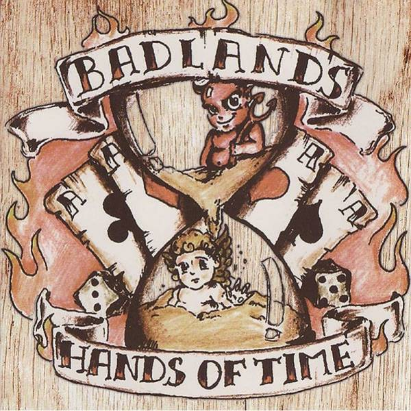 Badlands - Hands of time, LP verschiedene Farben