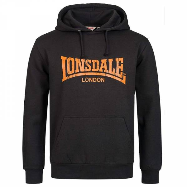 "Lonsdale - Logo, KapuzenPullover Regular-Fit ""Wolterton"""