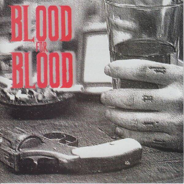 Blood for Blood - Spit my last breath, CD